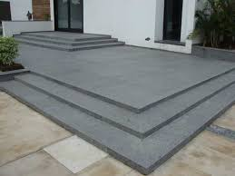 Steel Grey Flamed- Granite