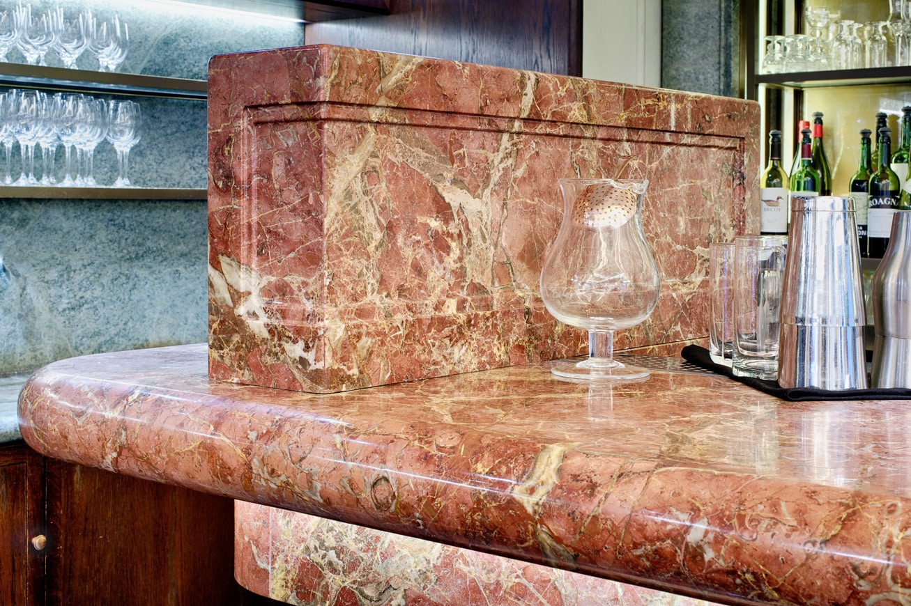 Rosso Impero - Marble