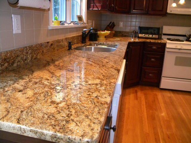 Golden Oak - Granite