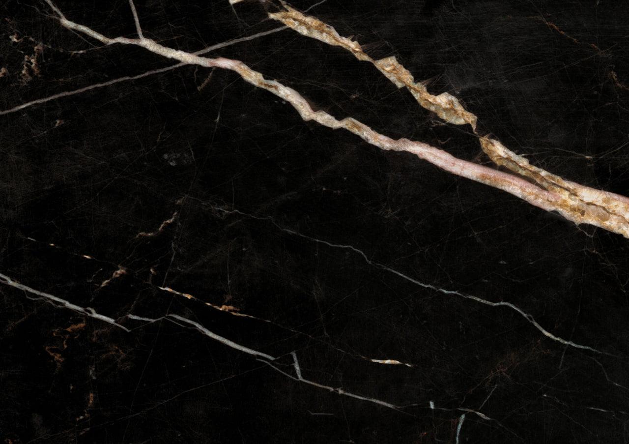 Noir St Laurent - Marble